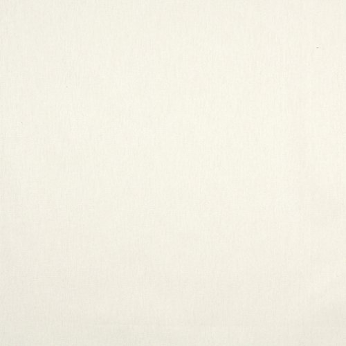 (J442 Off White Solid Cotton Canvas Duck Preshrunk Upholstery Fabric by The Yard)