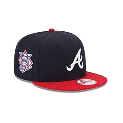 Atlanta Braves MLB New Era Baycik Snapback Hat
