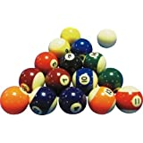 "Spots and Stripes 2"" Pool Ball Set"