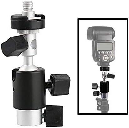 SHENGMASI Stand Bracket D Type Multifunctional Flash Light Stand Umbrella Bracket Max Load 2kg