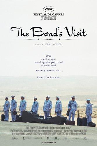 The Band's Visit Movie Poster (27 x 40 Inches - 69cm x 102cm) (2007) Dutch -(Shlomi Avraham)(Saleh Bakri)(Ronit Elkabetz)