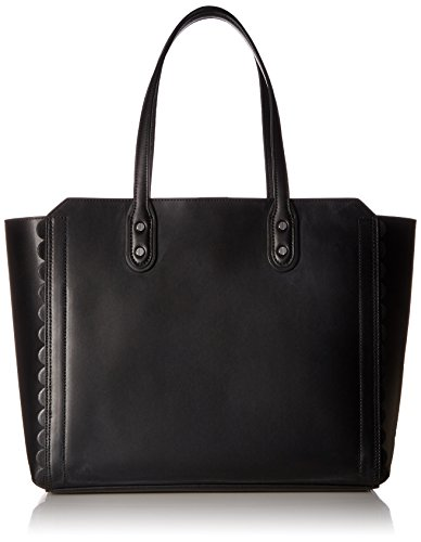 Ivanka Trump Soho Solutions Shopper (with Battery Charging Pack), Black Scallop by Ivanka Trump