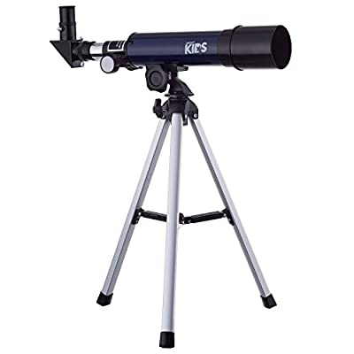 AmScope-Kids 18-90X 360x50mm Compact Telescope