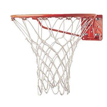 Champion Sports Non-Whip Basketball Nets, White – Multiple Sizes – DiZiSports Store