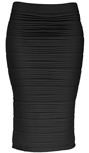 black tube dress long - 4