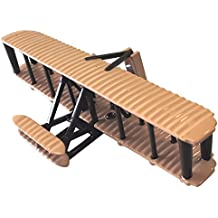 """InAir Diecast 4.5"""" Wright Brothers 1903 Flyer"""