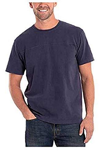 Orvis Men's Laguna Short Sleeve Tee (Dress Blue, M)