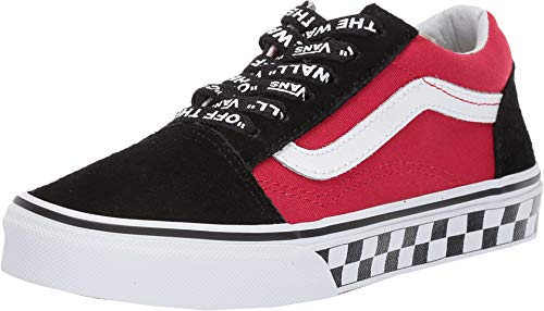 Vans Kids Logo Pop Old Skool Boy