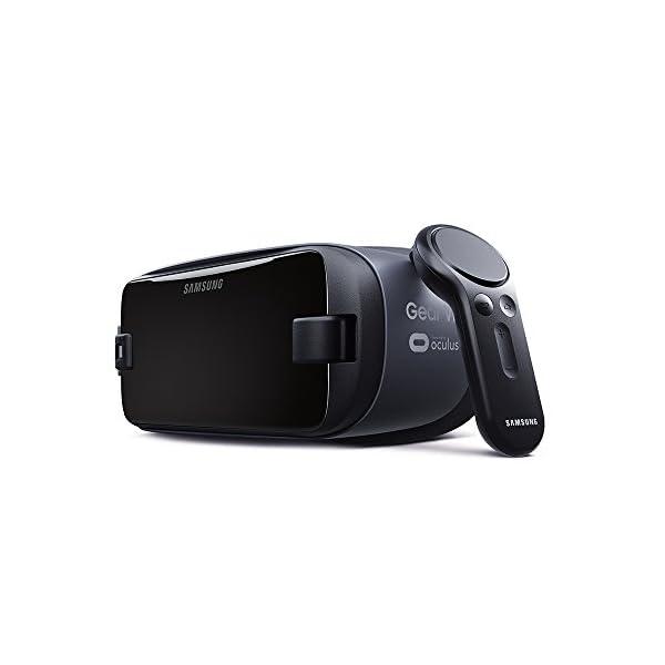 Samsung Gear VR w/Controller (2017) SM-R325NZVAXAR (US Version w/Warranty) 1