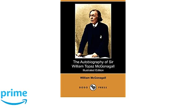 william topaz mcgonagall biography books