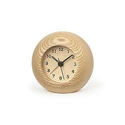 Lemnos rest Alarm Clock Natural LA13-12 NT
