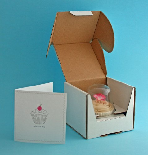 Cakes-Away© Onesie Postable Cupcake - Onesie Fedex