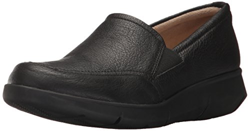 Rapidly Black Slip Mardie Hush Puppies Loafer On Women's qTOOE