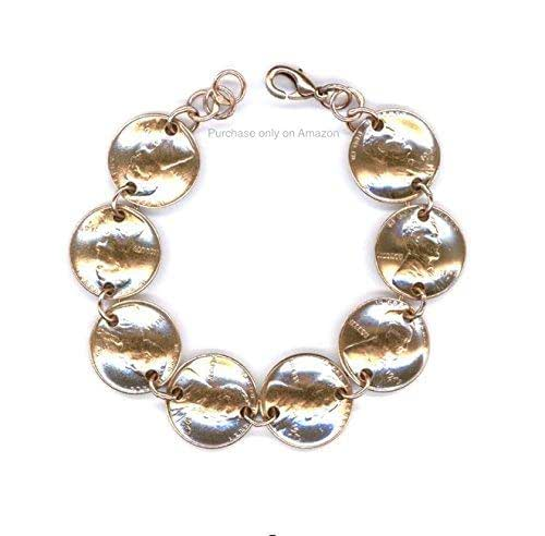Amazon.com: 71st Birthday Gift 1948 Penny Coin Bracelet