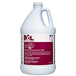 Ncl 174 24 7 174 Extended Performance Floor Finish 4 Gal
