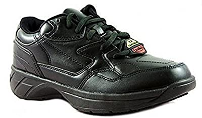 Laforst Emma 4101 Womens Work Slip Resistant Lace Up Sneakers