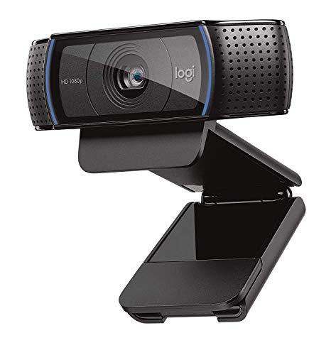 Logitech 로지텍 HD Pro Webcam C920 웹캠 [병행 수입품] / Logitech Logitech HD Pro webcam C920 web cams [parallel import products]