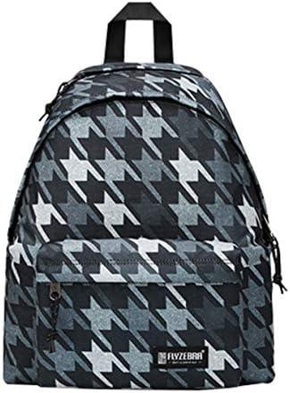 10代の学校のバックパックの男性の印刷物のバックパックの財布のためのファッションレジャーバックパック