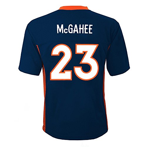 Outerstuff Willis McGahee NFL Denver Broncos Mid Tier Alternate Jersey Boys (4-7)