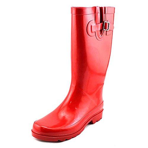 143 Girl Tallis Mujer Red Rain Bota