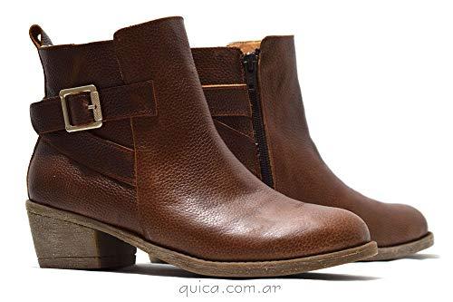 Amazon.com | Quica Botas de Mujer Womens Boots Botineta ...
