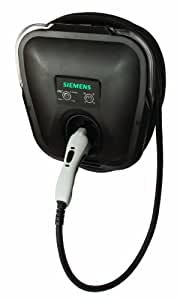 Siemens VC30BLKR Versicharge 30-Amp Rear Fed Electric Vehicle Charger