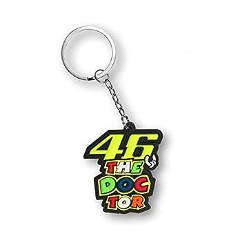LLavero 46 The Doctor Valentino Rossi VR46 Moto GP: Amazon ...