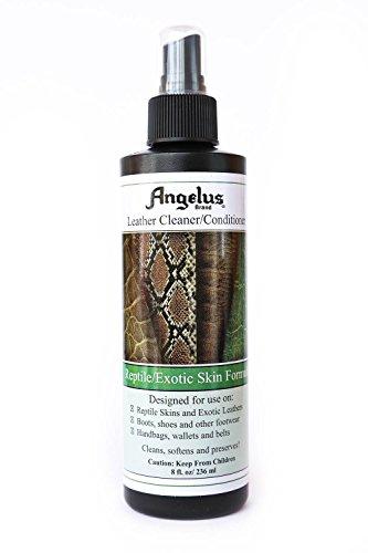 Angelus Reptile Leather Cleaner Conditioner