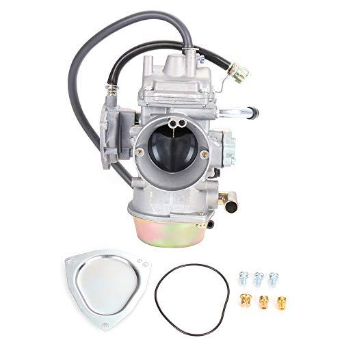 cciyu Carburetor Fits 2001 2002 2003 2004 Bombardier DS650, 2002 2003 2004 2005 2006 2007 2008 Yamaha Grizzly 660 AR1232CA101RA Complete Carb Carburetor (600 Yamaha Xt Carburetor)