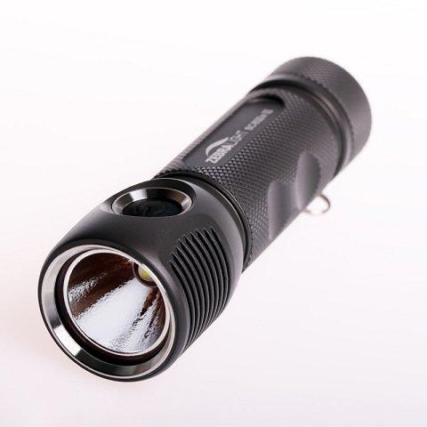 Zebralight SC600w Mk IV 18650 XHP35 Neutral White Flashlight