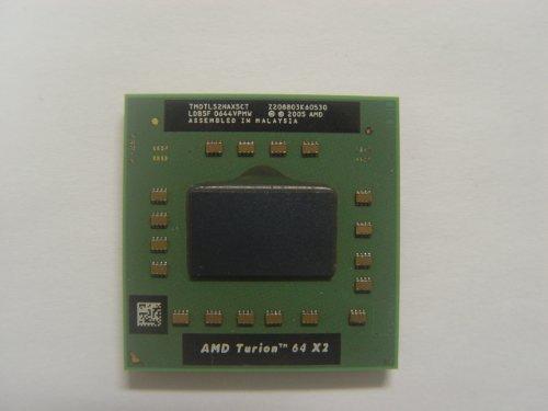 Genuine OEM AMD Turion 64 X2 TMDTL52HAX5CT CPU Processor Tested and Working!