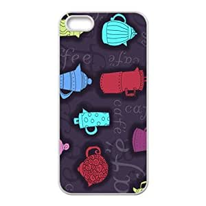 Coffee Creative Cell Phone Case For Iphone ipod touch4