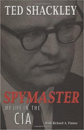 Book Spymaster: My Life in the CIA