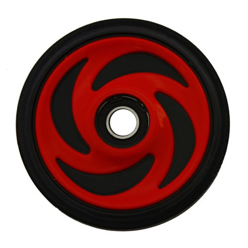 PPD Indy Red Idler Wheel 5 3/8 O.D. X 25MM I.D. for POLARIS 500 XC SP 2001-2007