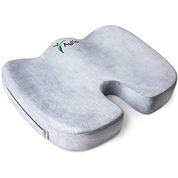 Amazon.com : Everlasting Comfort Seat Cushion for Office ...