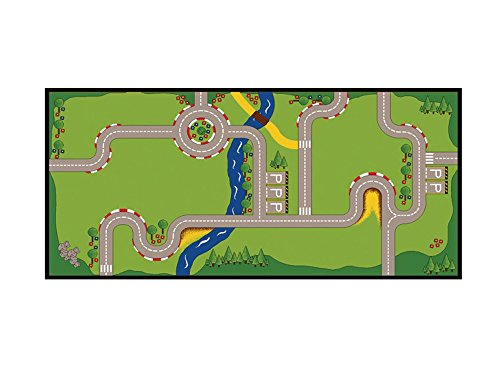 Learning Carpets Building Blocks Playmat product image