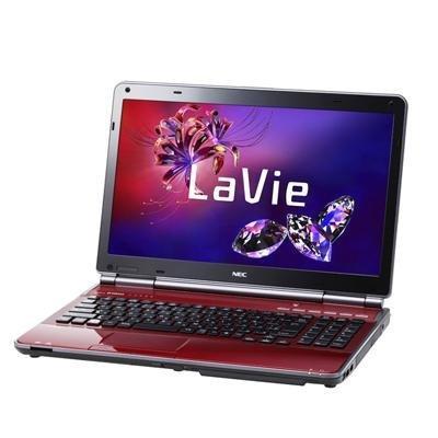 NEC LaVie L LL750 FS6R PC-LL750FS6R [クリスタルレッド]