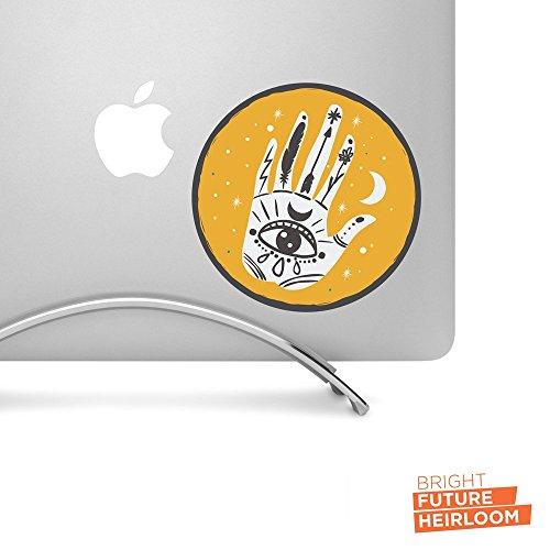 boho-hand-badge-5-printed-vinyl-decal-for-macbook-car-laptop-and-more