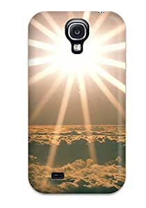 Awesome MMaCIbM3971nMjYd AnnaSanders Defender Tpu Hard Case Cover For Galaxy S4- Cloud