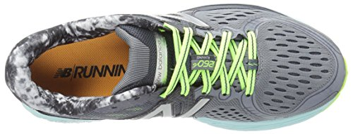 Ozone Women's New Blue Shoe Balance Running Gunmetal W1260v6 Z6YxwvPSq
