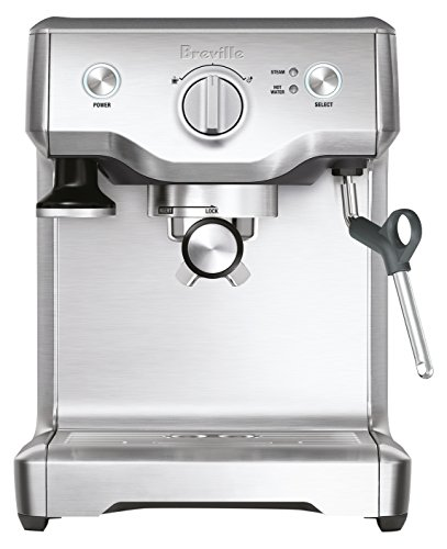 Breville Duo Temp Pro Espresso Machine, Stainless Steel (Refurbished)