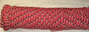 Everbilt Diamond-braid Poly Rope 3//8 X 100