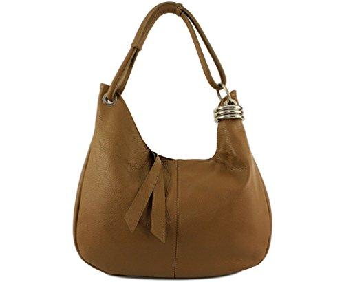 femme Plusieurs sac natalia sac sac Foncé natalia Sac en femme cuir Natalia femme cuir cuir Sac Coloris Camel Italie cuir natalia PgqfIwC