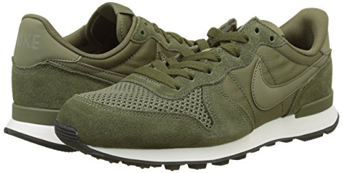 Gymnastique Olivesail Olive Medium Homme Se Internationalist 200 Chaussures Vert medium Nike De wxvIfO8q