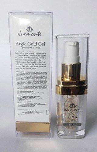 Juemonte, Argie Gold Gel 15 ml