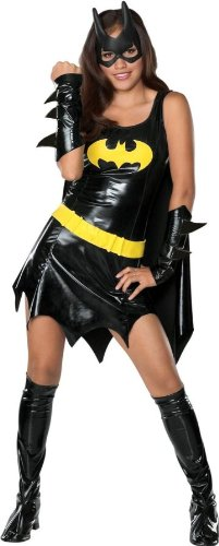 Batgirl Teen Sexy Halloween Costume