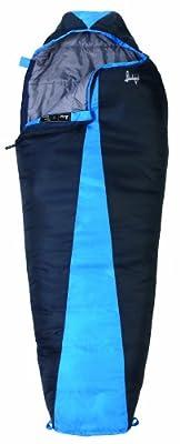 Slumberjack Latitude 40 Degree Synthetic Sleeping Bag