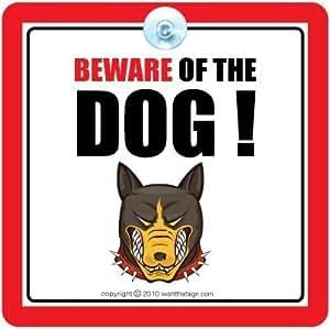 Beware Of Dog Food Truck