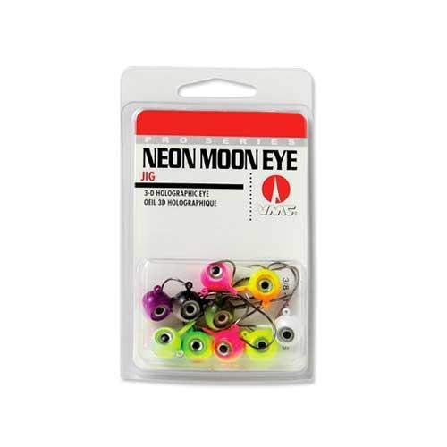 - VMC Neon Moon Eye Jig Kit - 1/4 oz