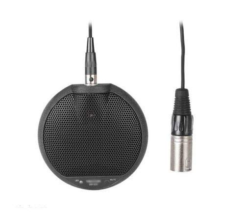[WALLER PAA] Pro XLR 3Pin Phantom Power Boundary Tabletop Microphone Mic 6m Cable